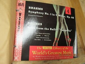 16LP set-The Webster Library of The Worlds Greatest Music 1977 London Ontario image 5