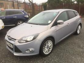 2013 Ford Focus 1.6TDCi ( 115ps ) 2013MY Zetec