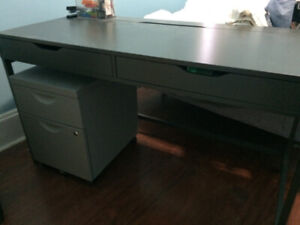 Office desk, Chair and Filing Drawer unit!