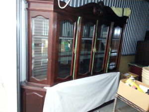 Dining Room Hutch and Buffet