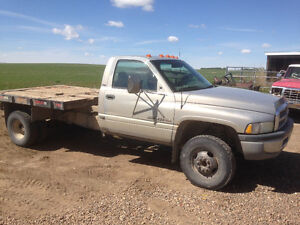 1998 Dodge Power Ram 3500 Pickup Truck