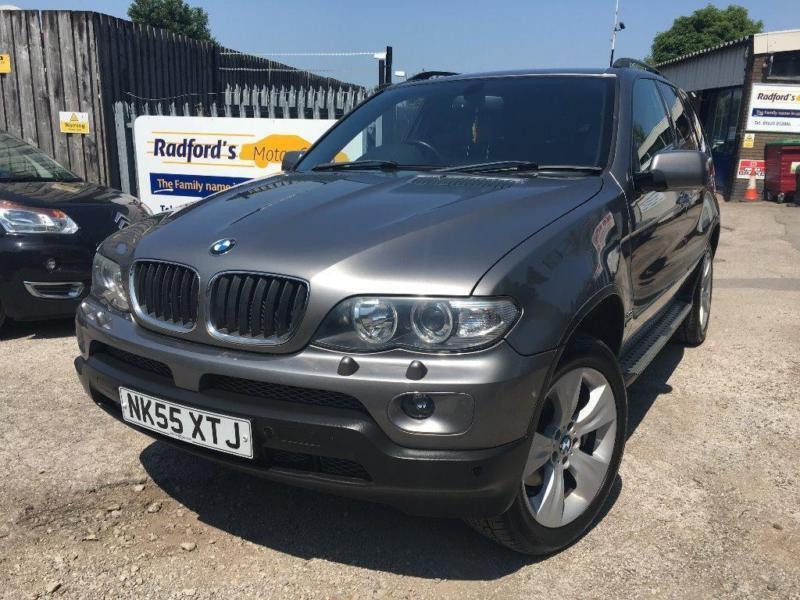 2005 bmw x5 3 0 d sport 5dr in mansfield nottinghamshire gumtree. Black Bedroom Furniture Sets. Home Design Ideas