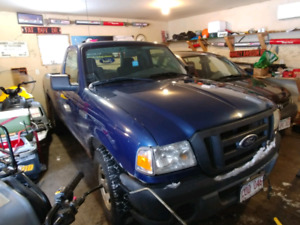 Wanted 2008 -2011 Ford Ranger XL