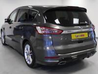 2017 Ford S-Max 2.0 TDCi 180 Titanium Sport 5dr Powershift Diesel grey Automatic