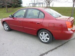 2004 Hyundai Elantra VE Sedan Windsor Region Ontario image 5