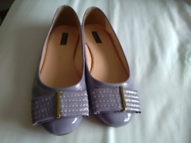 f8cf765a0f1e TK MAXX BALLET STYLE SHOES SIZE 40 for sale Wirral, Merseyside