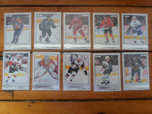 Super Glossy 2015/16 Rookie Cards Complete Set