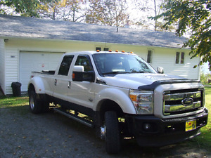 2011 Ford F450 King Ranch