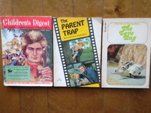 Vintage Children's Books-Soft cover