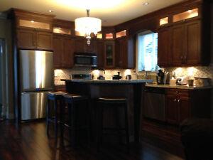 Furnished, internet, cable, utilities included 3 bedroom house