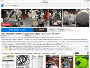 Kx500 engine scam