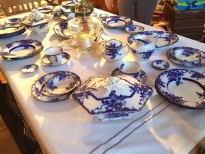 Antique Ted Worth dishes vaisselle antique