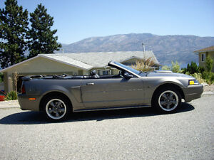 2002 Ford Mustang Convertible GT