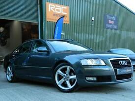Audi A8 3.0TDI quattro Sport Saloon 4d 2967cc auto