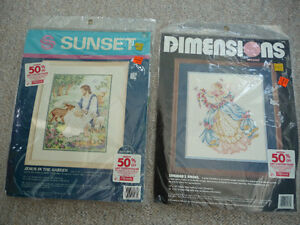 Brand New Stitchery (Crewel) Kit - 2 To Choose From London Ontario image 1