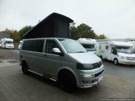 Vw Silverline 4 Berth Campervan