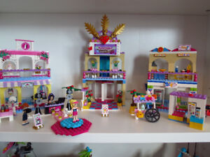 Lego Friends Heartlake Shopping Mall - Brand new condition