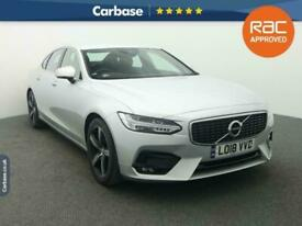 image for 2018 Volvo S90 2.0 D4 R DESIGN 4dr Geartronic SALOON Diesel Automatic