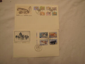 First Day Covers Canada Postal