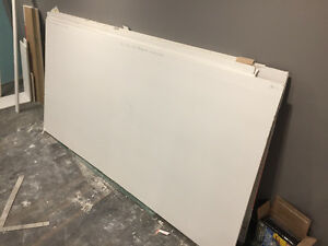 Drywall - 7 Sheets of 5/8 Fire Code Drywall