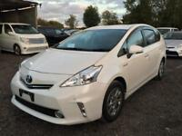 Toyota Prius Plus/Prius Alpha/Prius+ Hybrid 1.8 2014(63) 7 SEATS (BIMTA)