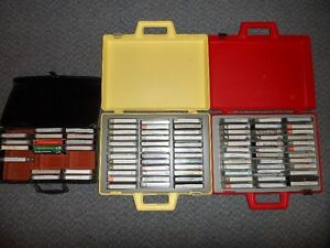 Cassette Music Tapes in Cases For Sale