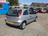 SEMI AUTO Vauxhall/Opel CORSA 1.2 EASYTRONIC