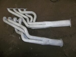 1969-70 Boss 302 used headers with 16 New solid lifters