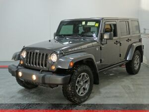 2014 Jeep Wrangler Unlimited Rubicon   - $256.20 B/W