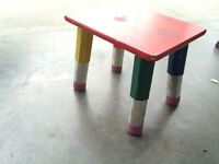 Adorable kids' stool