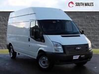 2013 63 Ford Transit 2.2TDCi ( 125PS ) ( EU5 ) ( RWD ) 350L 350 LWB LOW MILEAGE