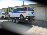 Chevy Express van, (Savana) BODY Parts HUMBOLDT