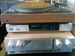 Vintage DUAL Turntable .. SERVICED & WARRANTIED ..