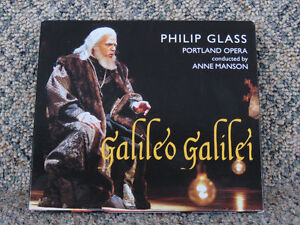 Philip Glass - Galileo Galilei