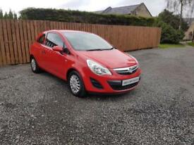 Vauxhall Corsa 1.0i 12v ecoFLEX S *Full Years MOT* £30 Road Tax * DBD CAR SALES
