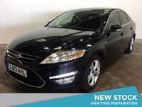 2013 FORD MONDEO 1.6 TDCi Eco Titanium X Business Edition 5dr [SS]