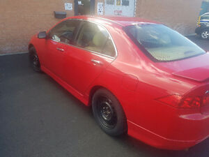2004 Acura TSX ASPEC Package