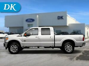 2012 Ford F-250  Lariat 4WD 6.2L w/Leather, and Much More!
