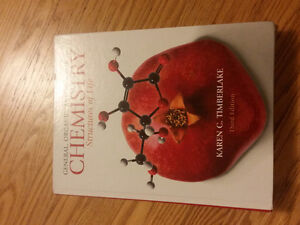 Chemistry structures of life third edition