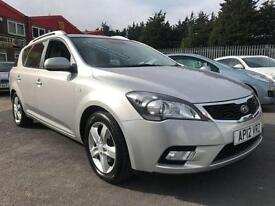 2012 Kia Ceed 1.6 ECODYNAMICS TURBO DIESEL *EX MINISTY OF DEFENCE* £30 TAX 5...