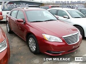 2012 Chrysler 200 LX   - $73.33 B/W - Low Mileage
