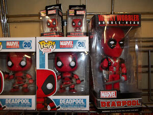 DEADPOOL AND WALKING  DEAD COMICS Belleville Belleville Area image 2