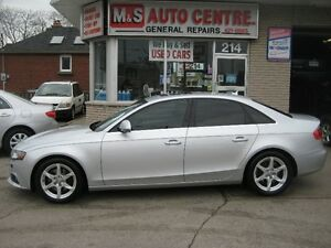 2009 Audi A4 QUATTRO CERTIFIED AND EMISSION TESTED