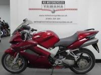 56 REG HONDA VFR 800 VTEC IMMACULATE FOR YEAR AND MILES ABS HEATED GRIPS