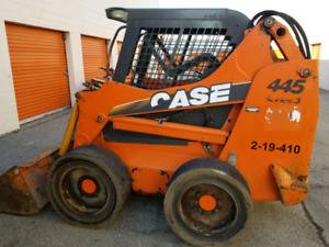 Case 445 3 series 2 speed 2007