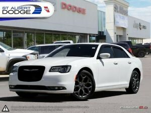 2015 Chrysler 300 S  HEATED LEATHER | SUNROOF | BACKUP CAM