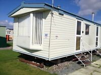 Private sale static caravan for sale at a 5 star park in Morecambe sea view