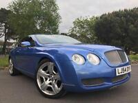 Bentley Continental 6.0 GT Coupe 2dr Petrol Automatic (410 g/km, 552 ... 2004/54