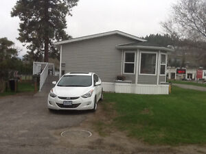 Fully furnished mobile home 55+ park