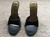 New black shoes